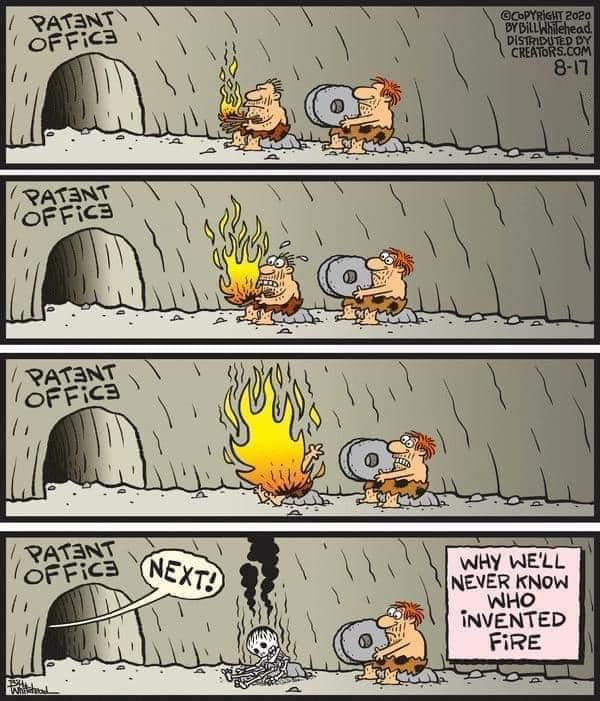 Patent fire